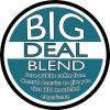 Big Deal Coffee blended with freshly roasted coffee from Costa Rica and Guatemala