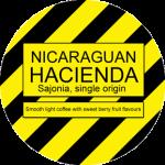 Nicaraguan Hacienda Sajonia