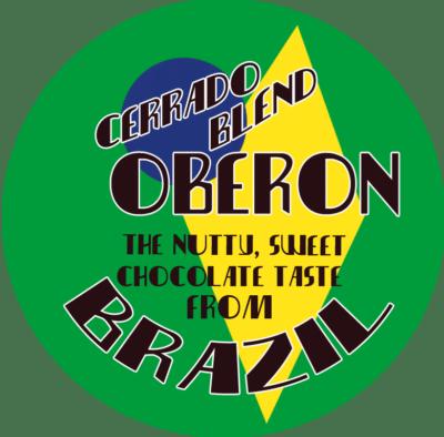 Oberon – a delicious Brazilian coffee blend